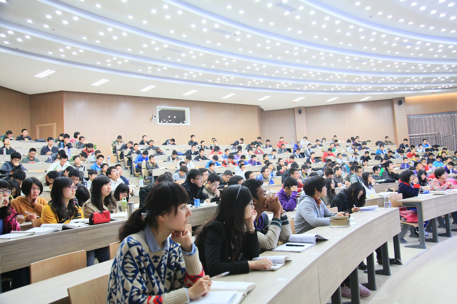 Studying in China is an excellent opportunity.